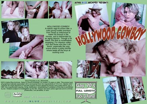 Hollywood Cowboy (1972) Gay Retro