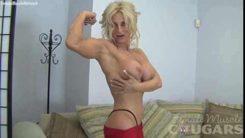 Yvonne - The Interview Female Muscle