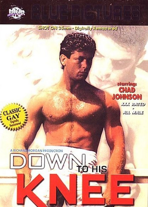 Down To His Knee Gay Retro