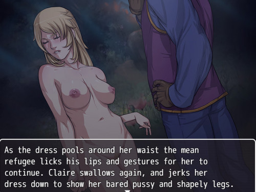 Claire's Quest - Super RPG Game Hentai games