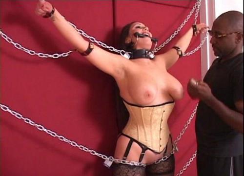 Cinched BDSM Latex
