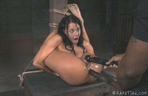 London River - Fit To Be Tied - BDSM, Humiliation, Torture