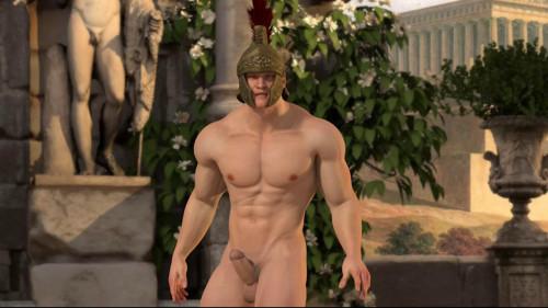 Priapus - Battle Of The Titans - Final Cartoon Porn