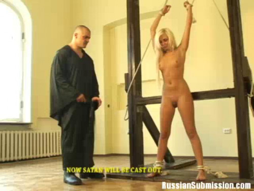 Punishment in Monastery - Part 1