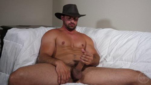 The Guy Site - Cowboy Jason 1080p Gay Solo