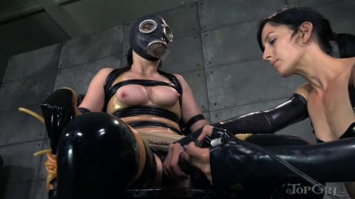 Veruca James Squeaky Clean BDSM Latex