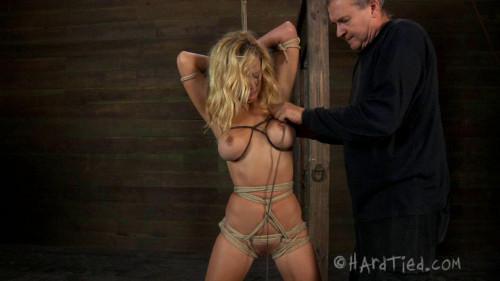 HardTied Deception Cherie DeVille BDSM