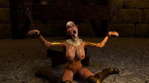 Bride of the Goblin 3D Porn