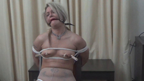Nipple Torture for Adara part 2