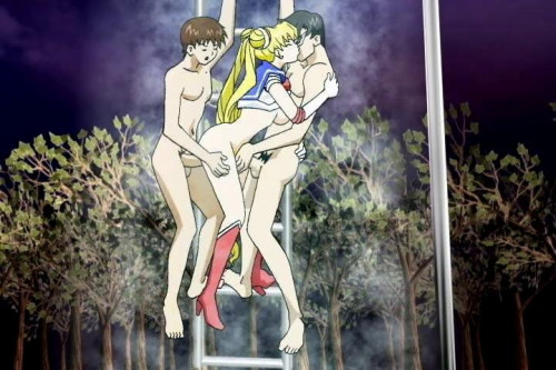 Sailor Moon And The 7 Ballz 2: Return Of The Ballz Anime and Hentai