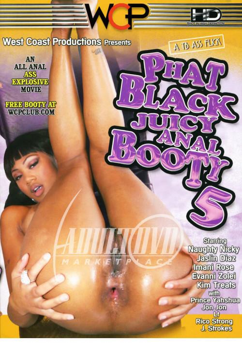 Phat Black Juicy Anal Booty Part 5