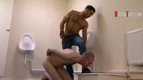 Suck My Dick Before I Piss All Over You!