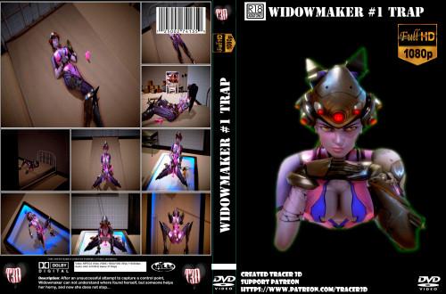Widowmaker 3D Porno