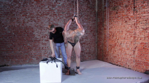 RusCapturedBoys – Slave for Sale - Vasily - Final Part Gay BDSM