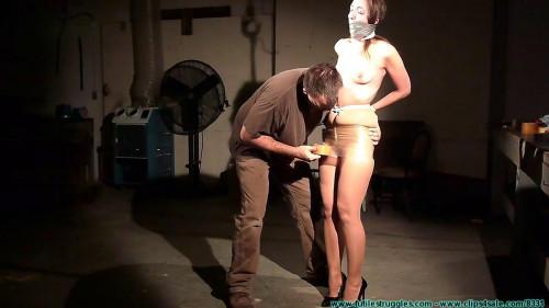 Rachels Mummified Chair Suspension - Part 1