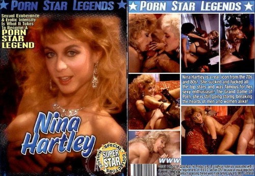 Porn Star Legends: Nina Hartley Celebrities