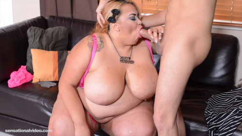 Lovely Sillk - POV BBW Blowing