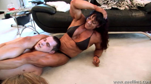 Boy Toys Female Muscle