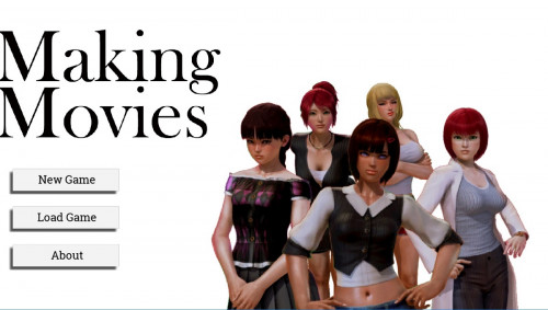 Making Movies Porn games