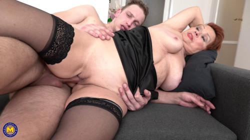 Laura H. - Grandma Wants Cock (2019) MILF Sex