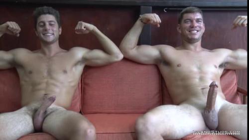 Derek And Tony - Jerkin Roommates