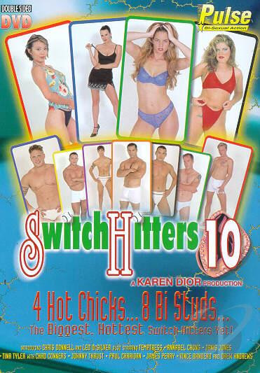 Switch Hitters vol.10 Bisexuals