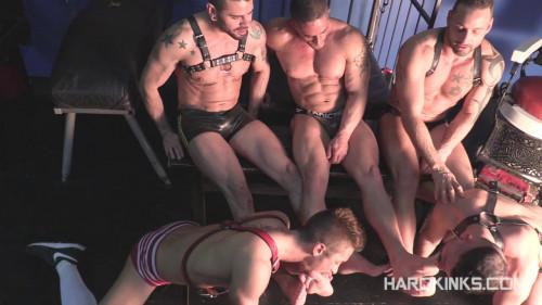 Bullfight Edition Vol 2 Gay BDSM
