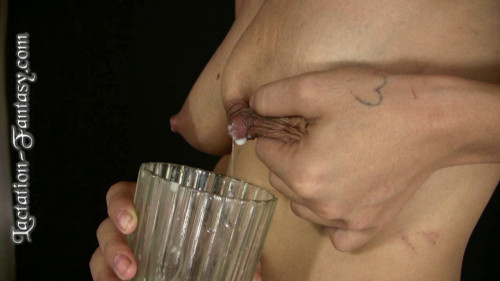 Lactation Videos and Milky Breast 30