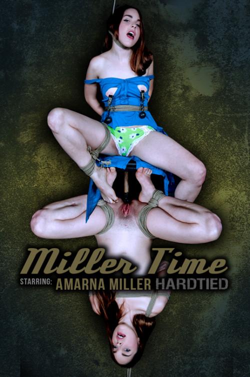HTied - Amarna Miller - Miller Time