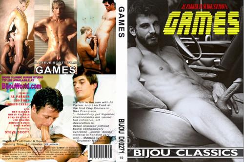 Bareback Games - Al Parker, Leo Ford, Jim Rogers (1983)