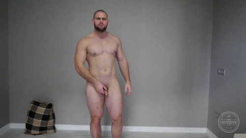 Big Naked Man From Russia - Nickolai
