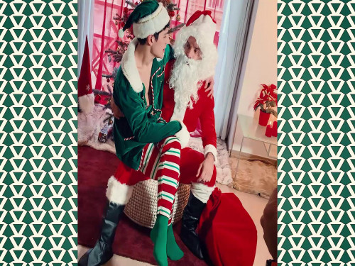 Merry Xmas and Happy New Year from Fuckermate Christmas Greetings 2020 Gay Unusual