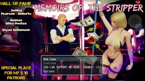 Memoirs of the stripper Porn games