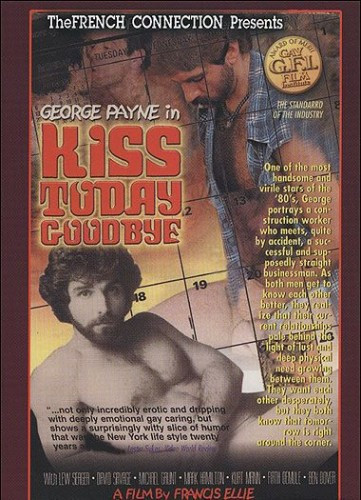 Kiss Today Goodbye (1980) - George Payne, Lew Seager, Michael Gay Retro