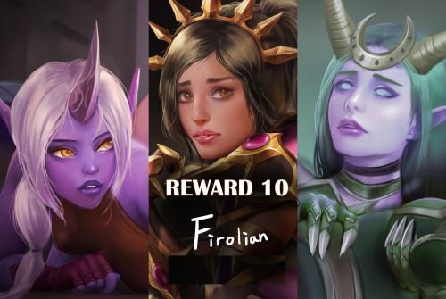 Reward Vol. 10 Comics