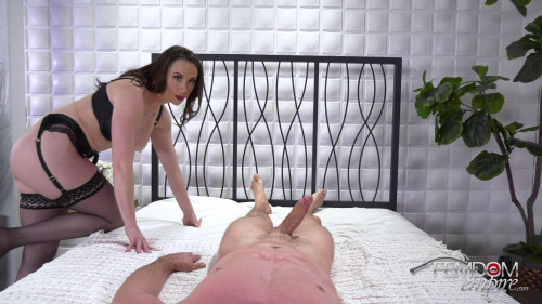 Hardcore Femdom And Dominatrix Fetish part 33 Handjob