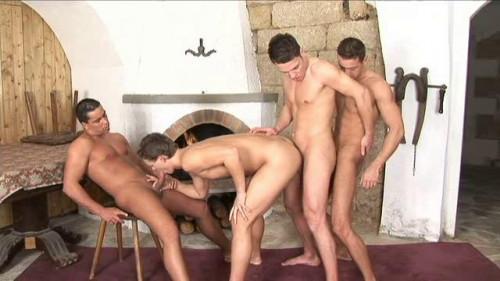 Raw Orgy With Eastern European Schoolmates