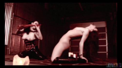 Vampire Sist.. - Scene 2 - Anastasia Pierce and Ariel X - HD 720p