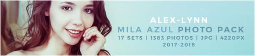 Alex-Lynn Mila Azul Photo Pack 2017-2018