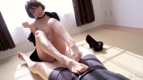 LegsJapan with Akari Misaki