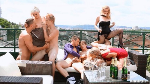 BiMaxx The Bi High Life Part 1 Orgies