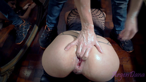 ArgenDana - Mirror Sessions Full Lenght best price Fisting and Dildo