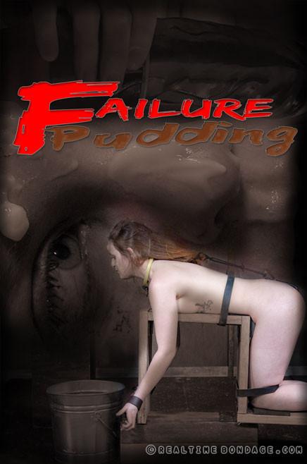 RTimeBondage - Nora Riley - Failure Pudding Part 3