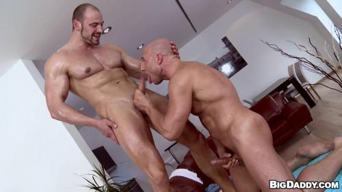 Rub Him  Deep Dicking Massage Bruce Ford Tomas Friedel