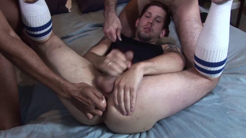 Ecstatic slut bottom