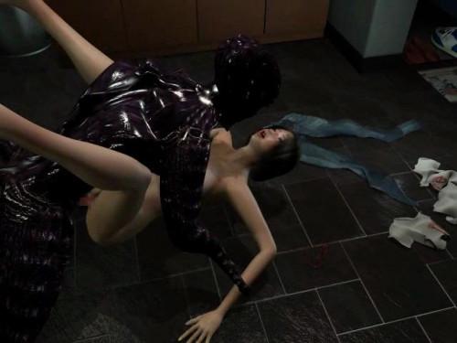 Sex With Huge Black Monster