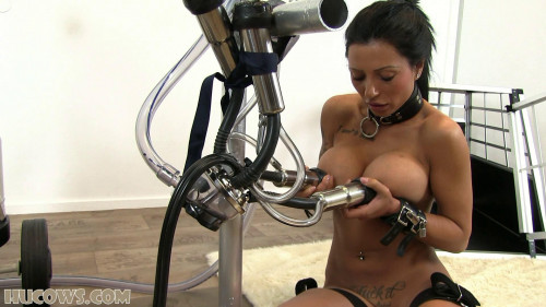 Nipple Torture Vacuum Devices part 5