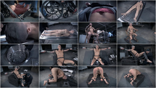 Abigail Dupree, Bonnie Day and Pockit Fanes – BDSM, Humiliation, Torture
