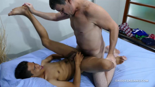 Marcon Loves Daddy Cock