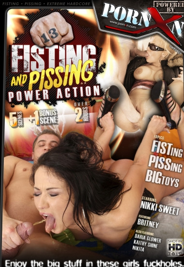 Fisting And Pissing Power Action 13 Fisting and Dildo